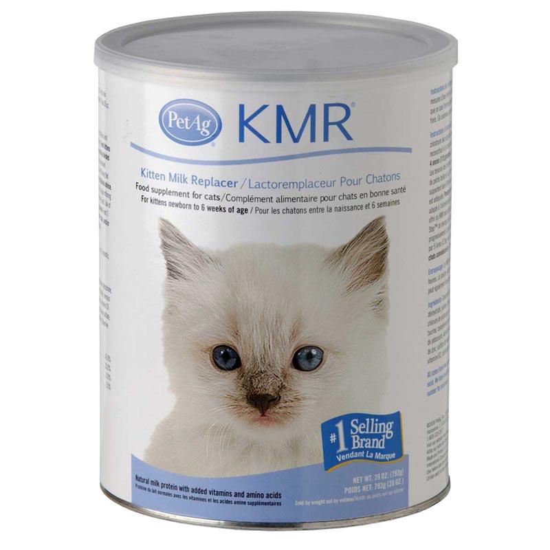 PetAg KMR Kitten Milk Replacer Powder 28 oz