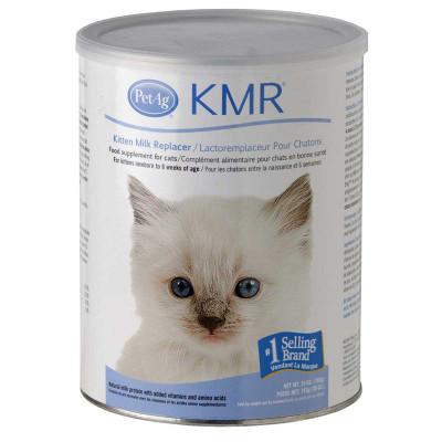 PetAg KMR Kitten Milk Replacer Powder 28 oz