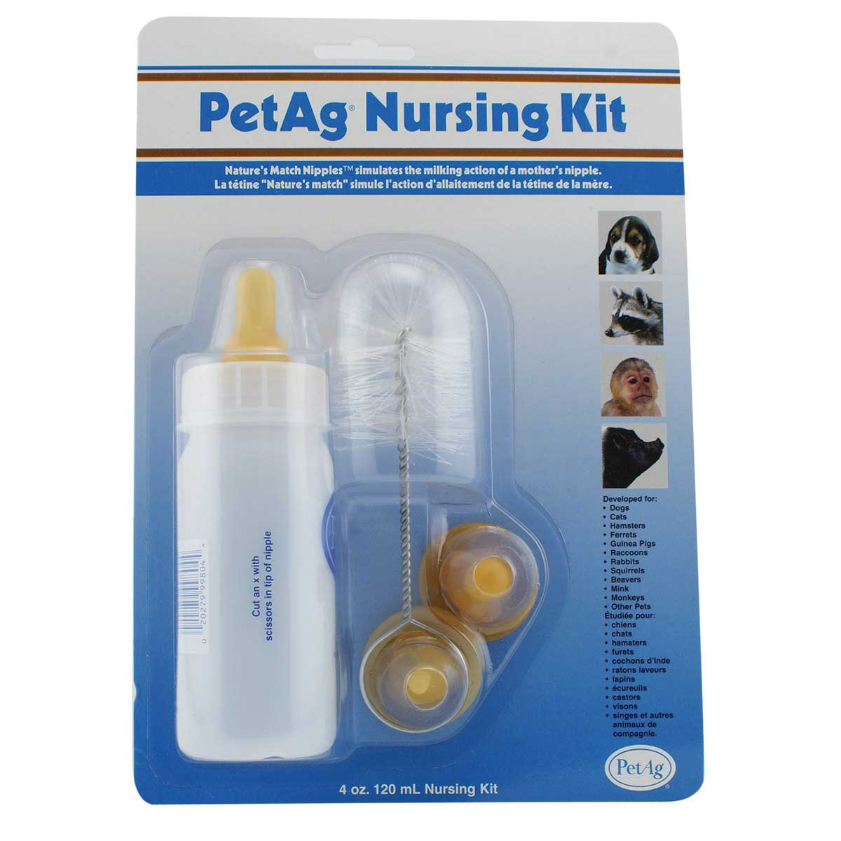 PetAg Nursing Kit 2 oz