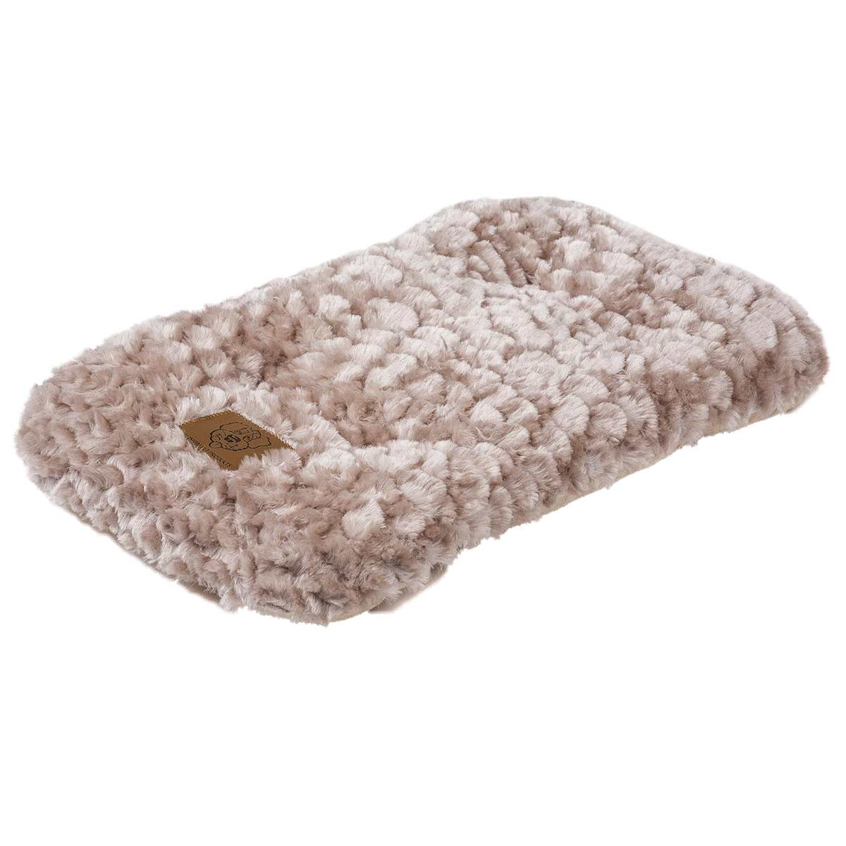 Snoozzy Comforter Natural Tan Pet Bed - 18 inches by 12 inches