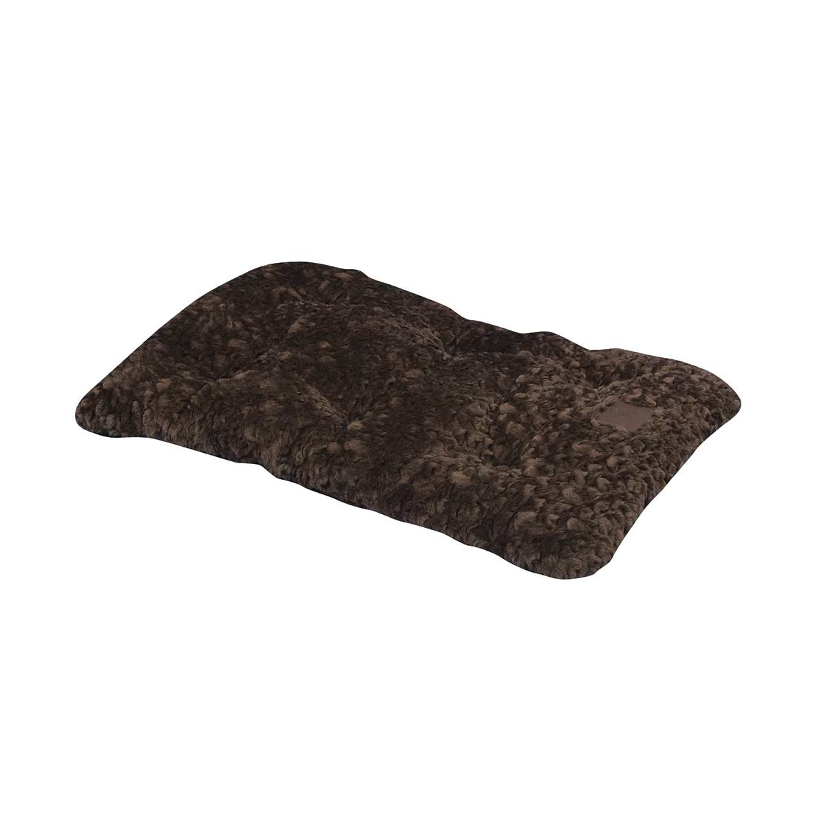 Snoozzy Cozy Comforter Bed for Dogs - 41 X 26 Chocolate