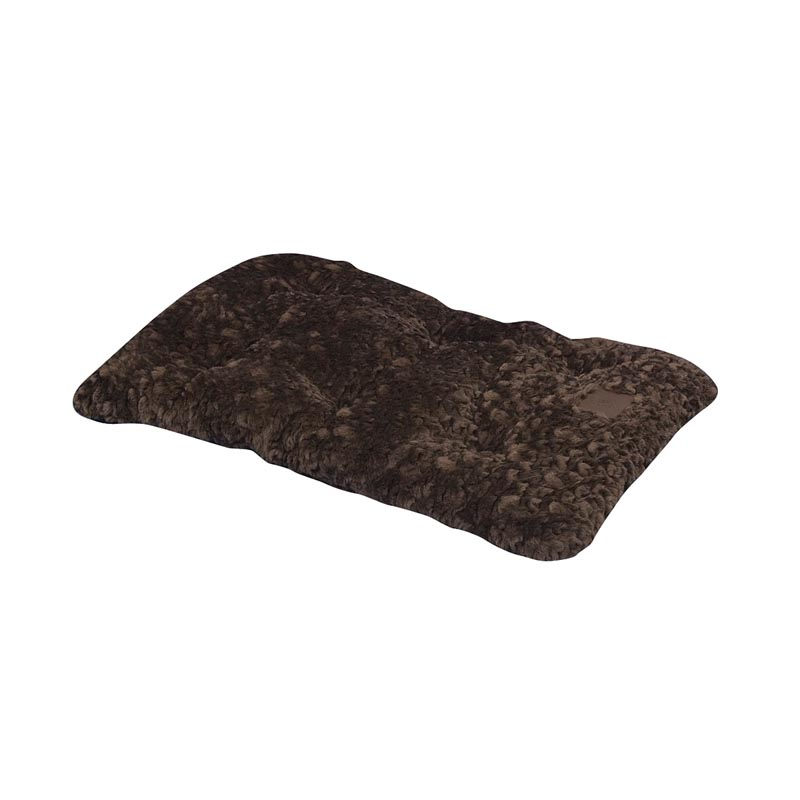 Snoozzy Cozy Comforter for Dogs 47 inches by 28 inches - Chocolate