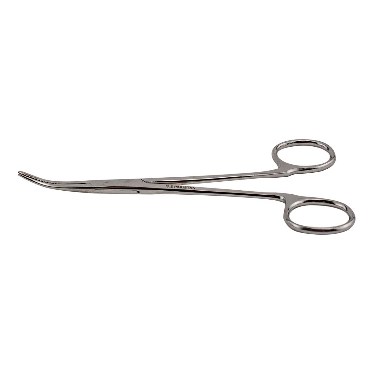 Paw Brothers 5.5 inch Curved Non-Locking Hemostat