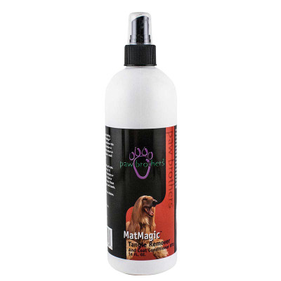 Paw Brothers MatMagic Coat Conditioner 16 oz Spray