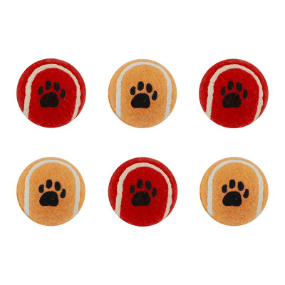 Tennis Ball 1.8 inch Assorted Dog Toys