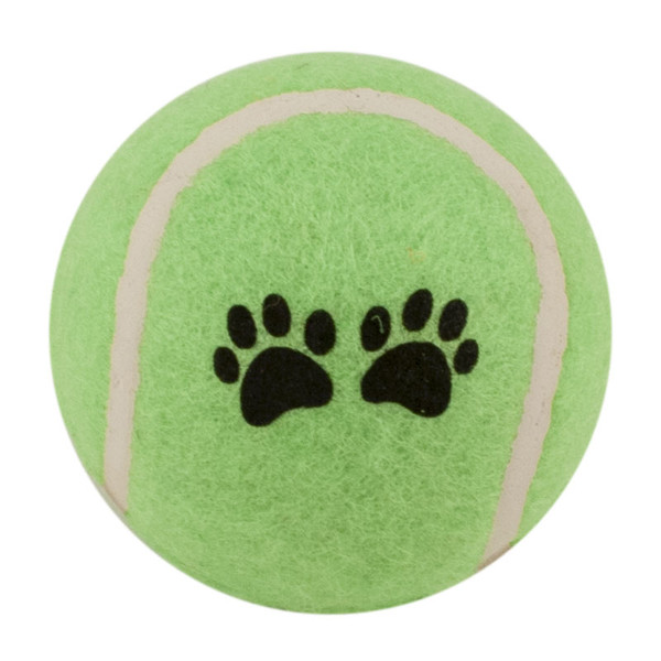 Green Tennis Ball 2.5 inch Dog Toy