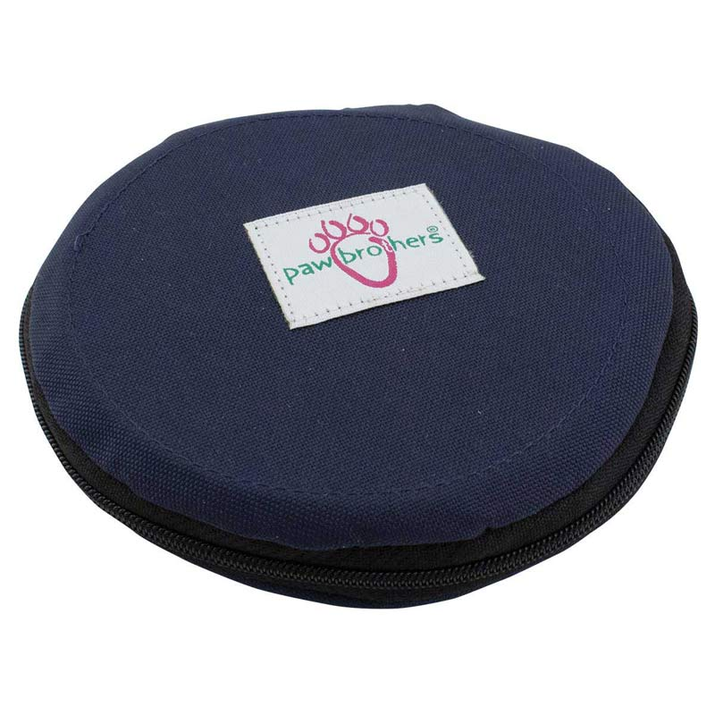 Paw Brothers Collapsible Sport Travel Bowl in Collapsible Pouch