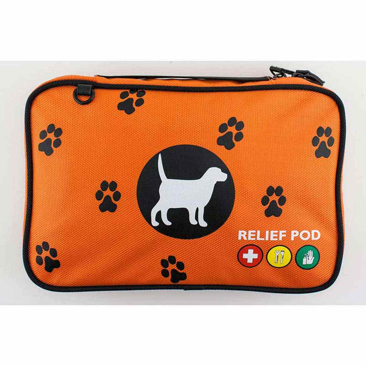 Relief Pod Dog Safety & Care Kit Carrying Kit