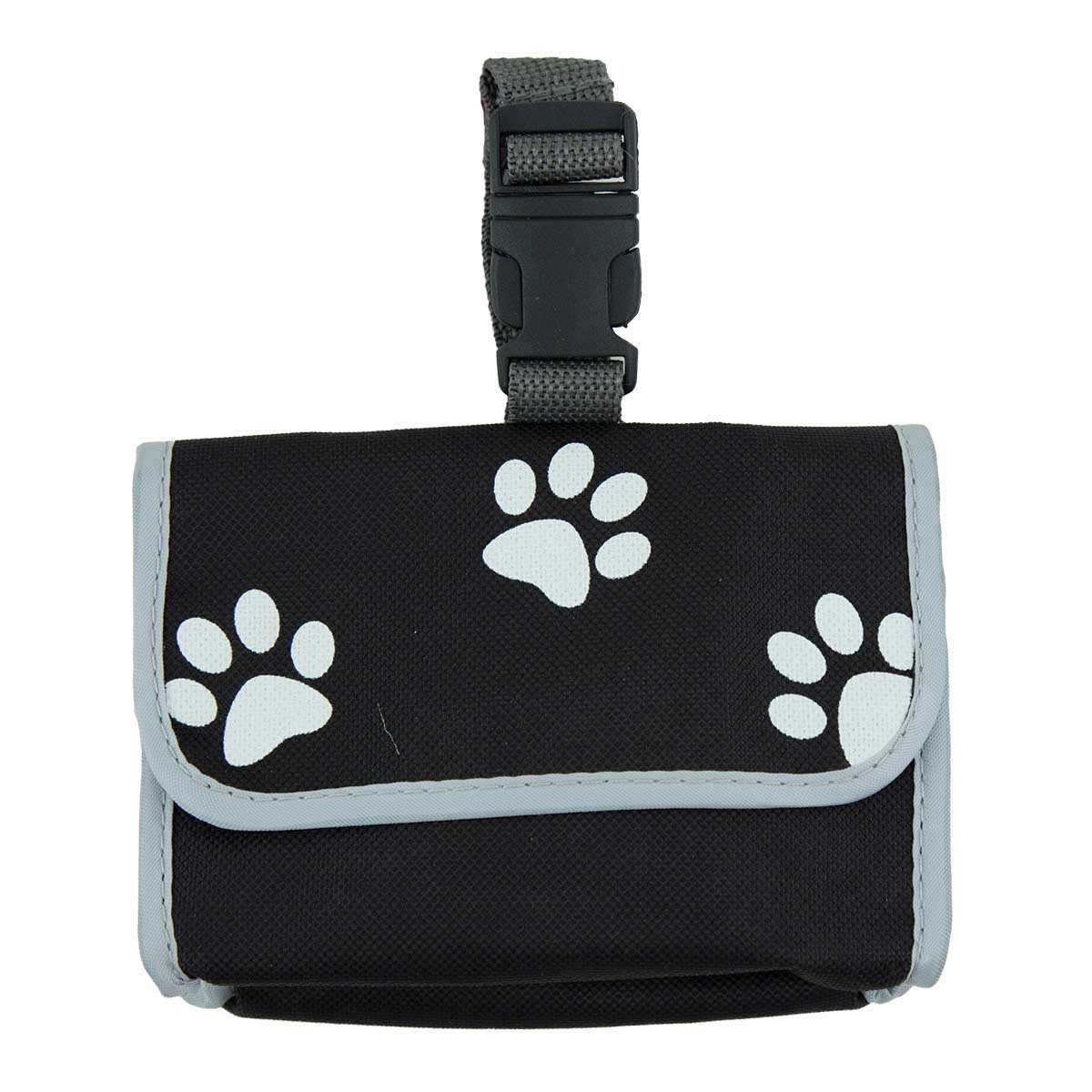 POOPAK Black for Transporting Dog Waste