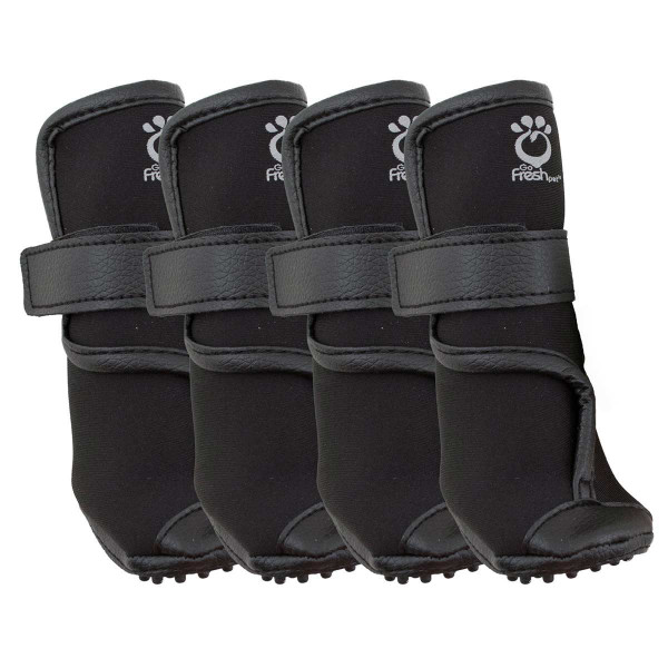 Size Medium Booteez Heavy Duty Boots for Dogs