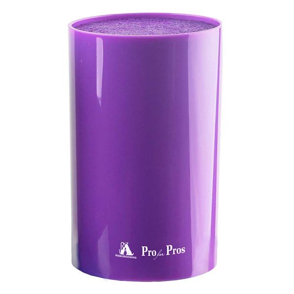 Purple Single Cylinder Shear Organizer