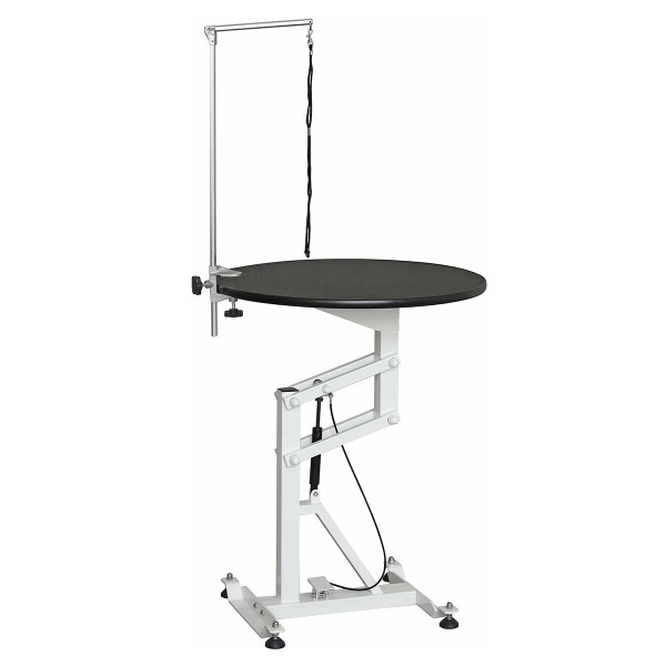 Paw Brothers Air Lift Grooming Table Round