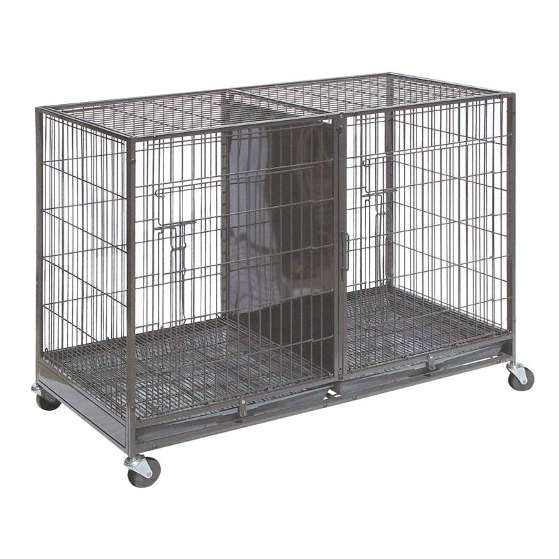 Paw Brothers Tall Grooming Cage 47 inches by 23 inches by 32 inches