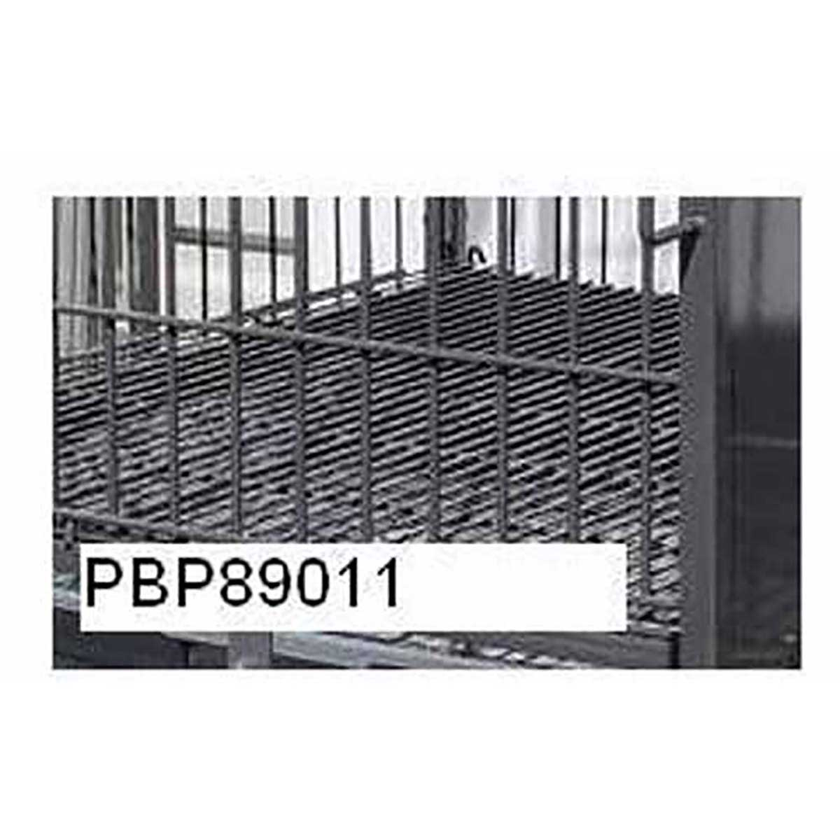 Paw Brothers Replacement Floor Grate for Professional Grooming Cages