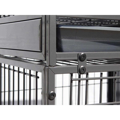 Modular Cage Unit Stabilizer for Modular Grooming Cages - Set Of 8 Optional