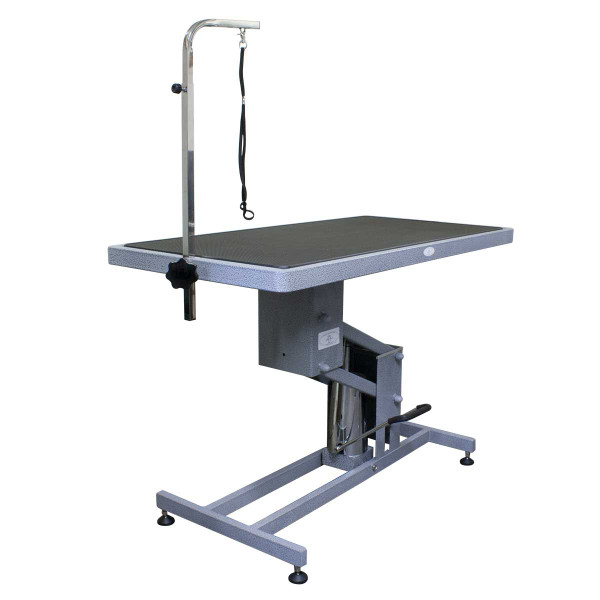 Paw Brothers Professional Hydraulic Z Style Grooming Table with Removable Top