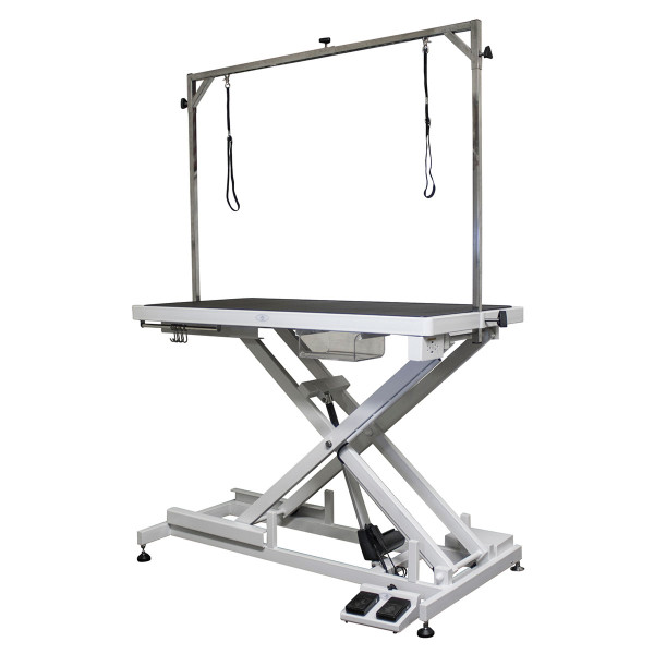 Electric Low Low Dog Grooming Table available at Ryan's Pet Supplies