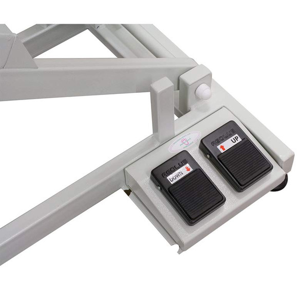 Dog Grooming Table Foot Pedals available at Ryan's Pet Supplies