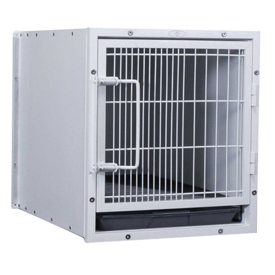 Paw Brothers Professional Small Modular Cages for Vets, Groomers and Kennels