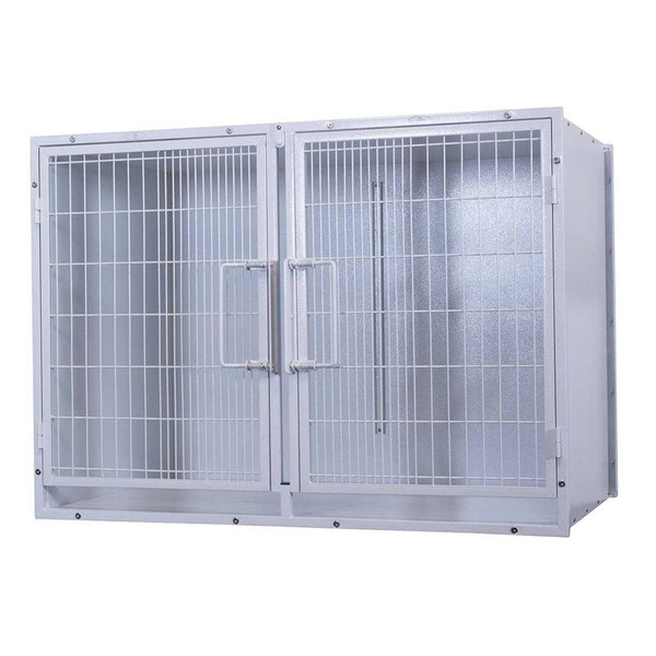 Paw Brothers Professional Large Modular Cage - No Pans Or Grates