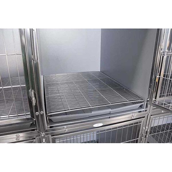 Stainless Steel Floor Grate For PBP89435C Modular Cage