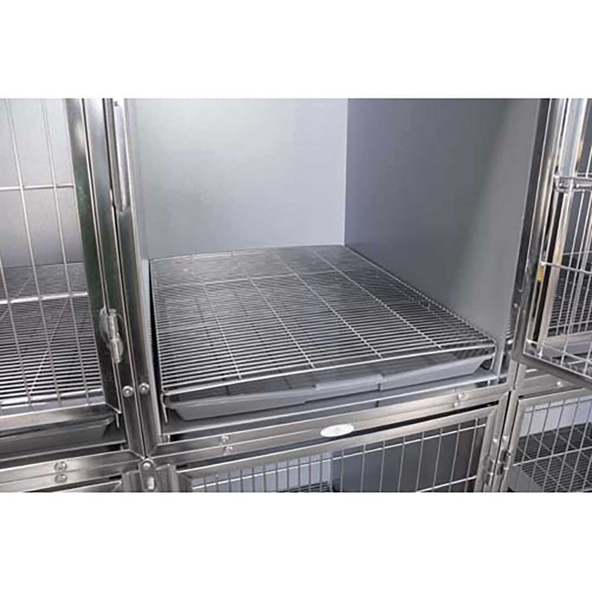 Set Of 2 Stainless Steel Floor Grate For PBP89440