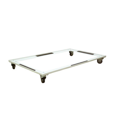 Half Frame Assembly for Modular Cages -includes 4 Wheels