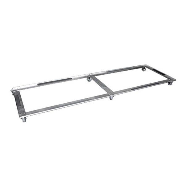 Stainless Steel Frame Assembly For Full Bank