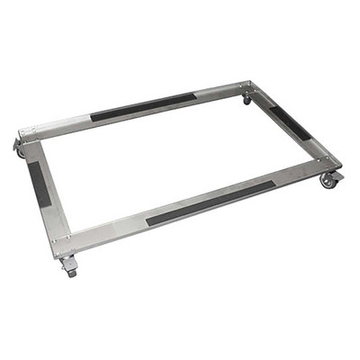 Stainless Steel Frame Assembly For Half Bank
