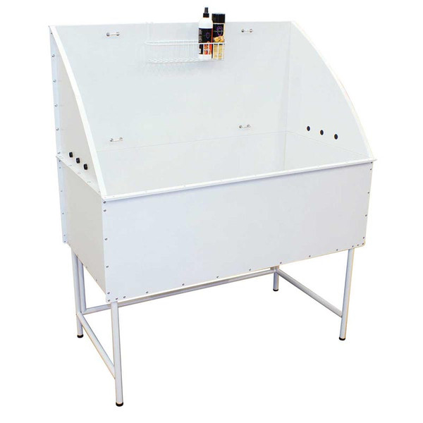 Paw Brothers Professional Powder Coated Hybrid Dog Grooming Tub