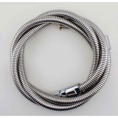 Paw Brothers 96 inch Stainless Steel Flex Hose for Grooming Tubs