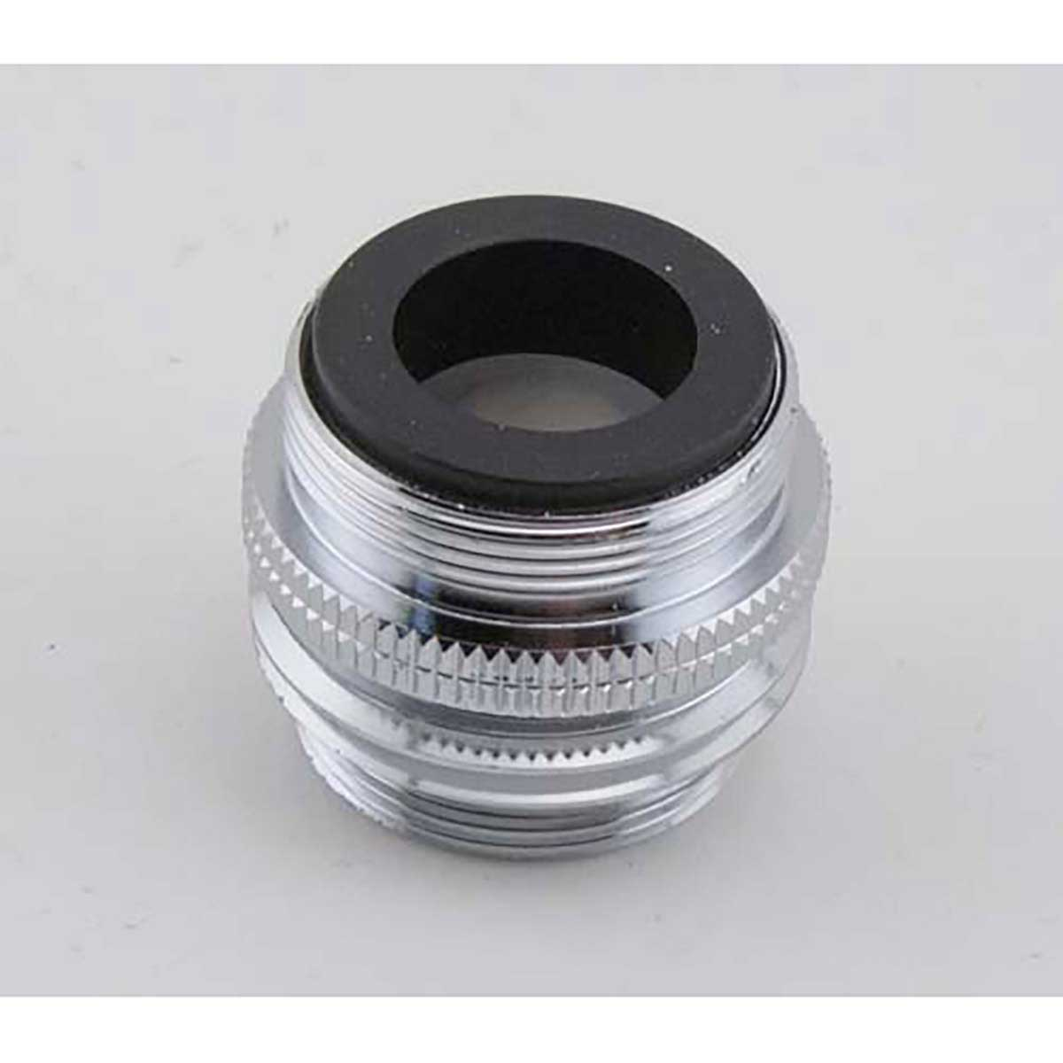 Dual Thread Faucet Adapter 15/16 inch To 3/4 inch