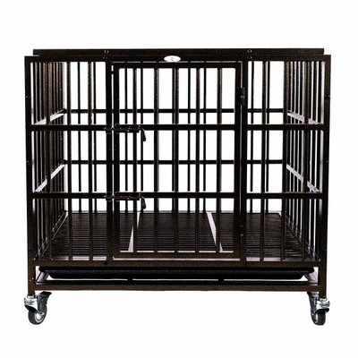 Large Paw Brothers Supreme Dog Crate for active, aggressive dogs