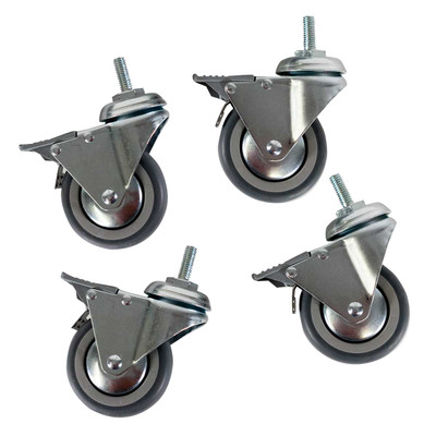 Paw Brothers Supreme Cage Replacement Casters Set of 4