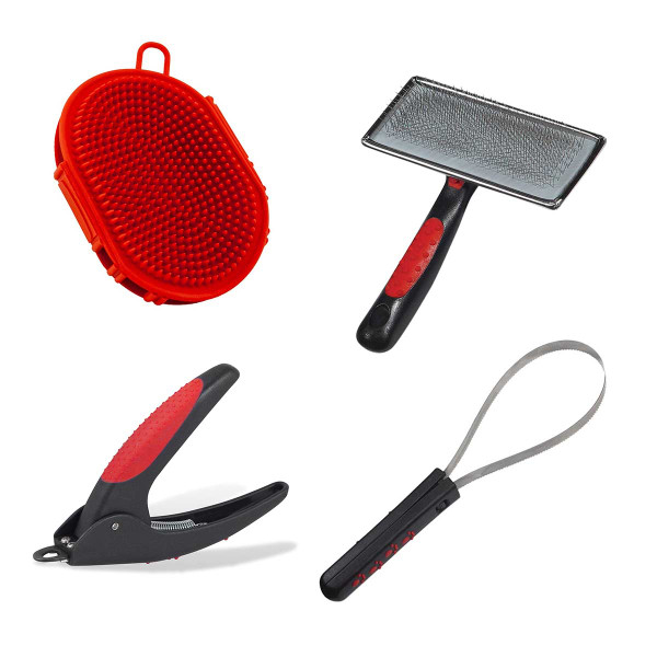 Paw Brothers At-Home Grooming Kit - Short Hair