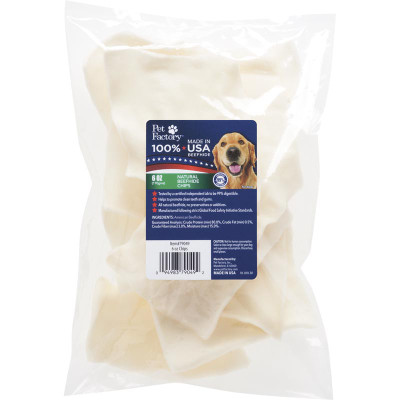 Pet Factory 6 oz Chips Treats for Dogs