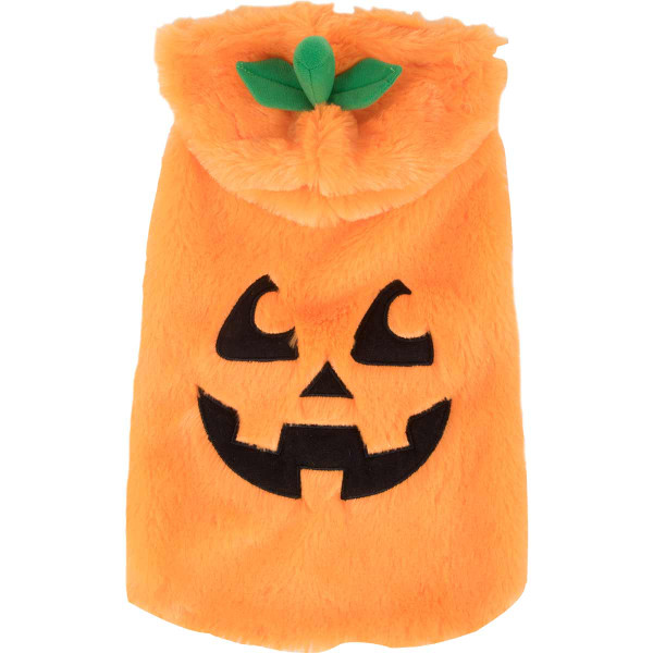 Small Pet Factory Pumpkin Costume for Cats and Dogs