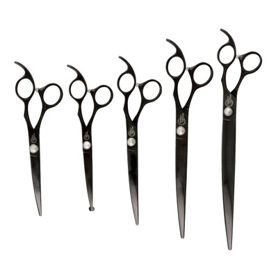 Perfect Groom Curved Shears for grooming