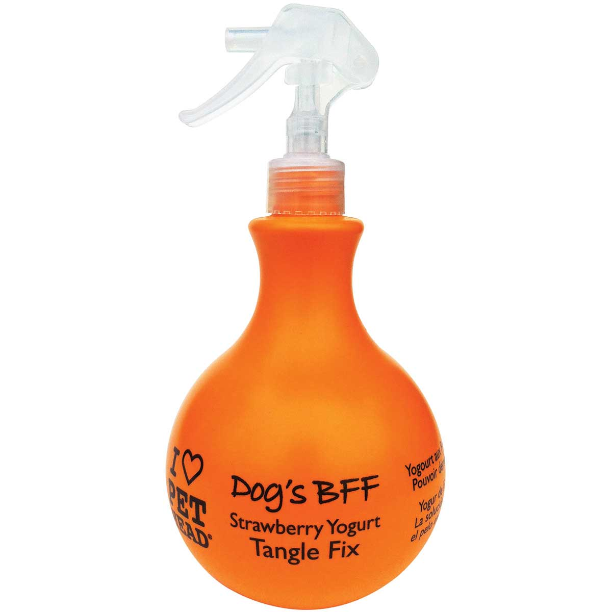 Pet Head Strawberry Yogurt Dog's BFF Detangling Spray 15.2 oz