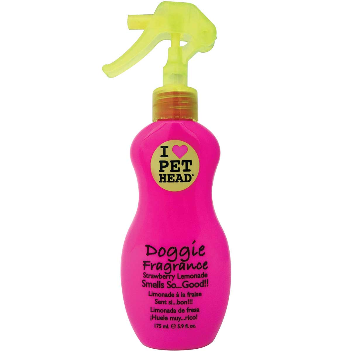 Pet Head Doggie Fragrance Strawberry Lemonade - 5.9 oz