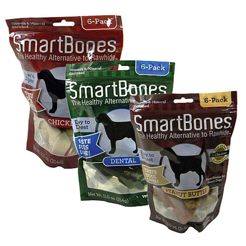 SmartBones Small 6 Pack at Ryan's Pet Supplies