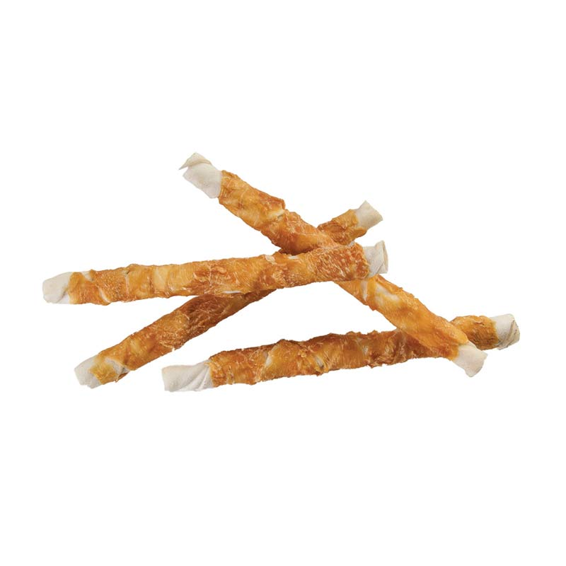 Pet 'n Shape Rawhide Chicken Twists for Dogs