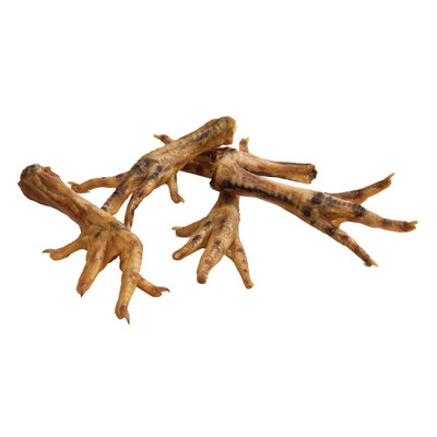 Pet 'n Shape All-Natural Chicken Feet Dog Chews