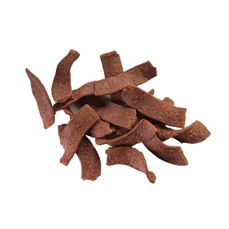 Pet 'n Shape Bacon'd Strips with Turkey and Bacon Dog Treats