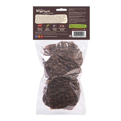 Pet 'n Shape American Patties Dog Treats 5 Count