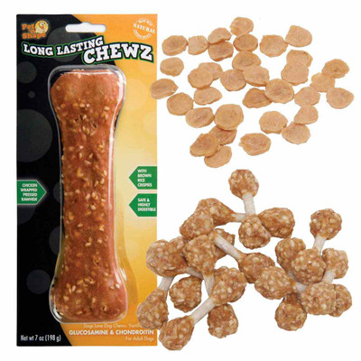 Pet 'n Shape Chicken Variety Pack Dog Treats