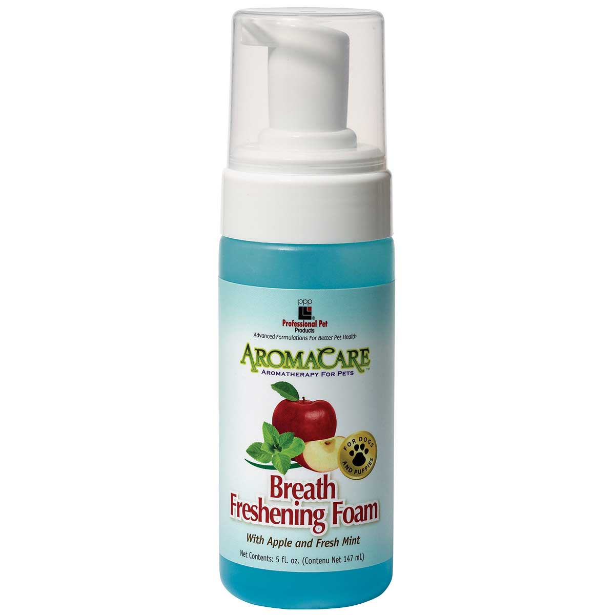 AromaCare Breath Freshening Foam for Dogs 5 oz