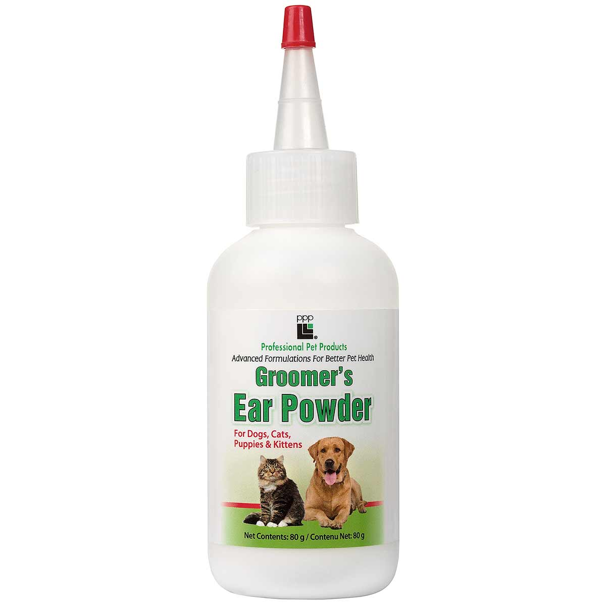 80 Gram Professional Pet Products Groomer's Ear Powder at Ryan's Pet Supplies