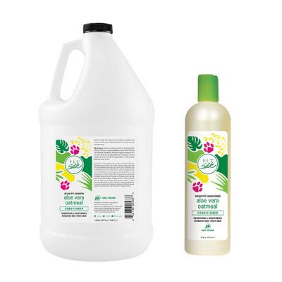 Pet Silk Vegan Aloe Vera Oatmeal Conditioner