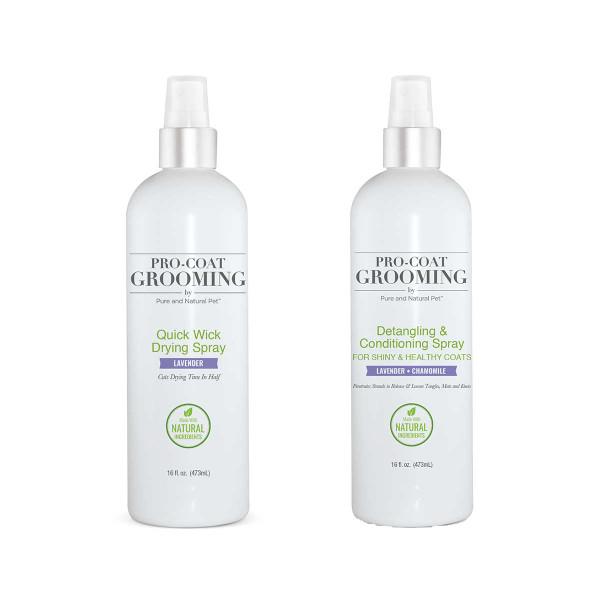 Pro Coat Grooming Sprays